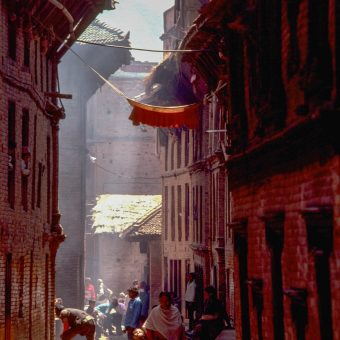 Visions of Old Kathmandu – What Was Lost (1976)