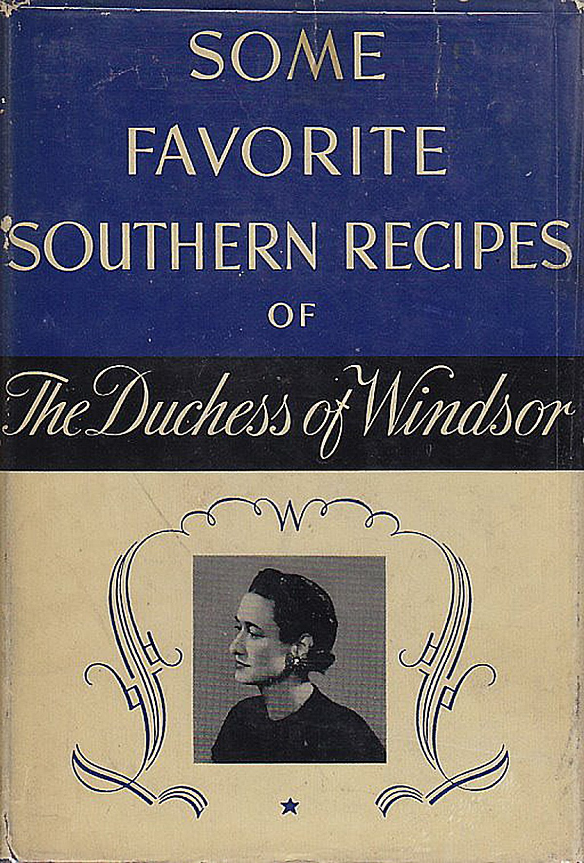 The Duchess of Windsor's Wartime Cook Book 1942 - Flashbak