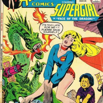 Tales of Insanity, Heartbreak and Cringe: 25 Supergirl Covers of the 1970s