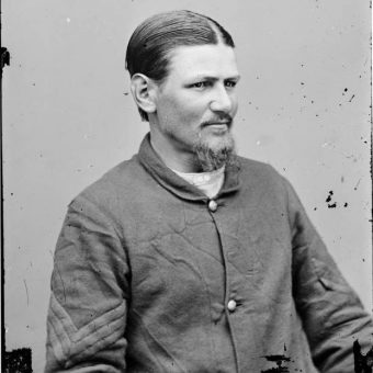 Boston Corbett: The Self-Castrated, Christian Soldier Who Killed Abraham Lincoln's Assassin