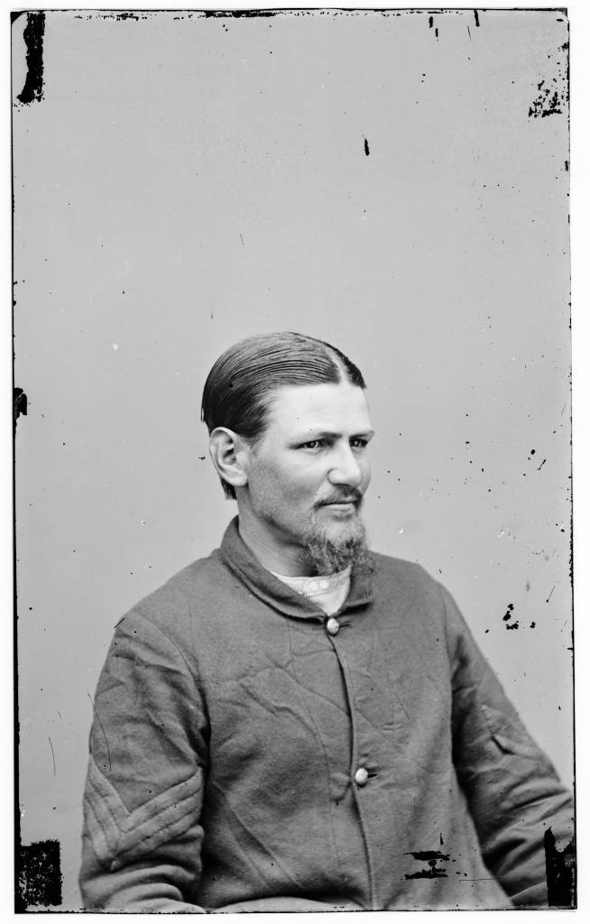 Boston Corbett