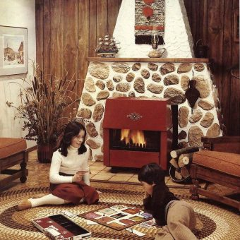 "When Living Rooms Went Brown: ""Earth Toning"" of American Homes in the 1970s"