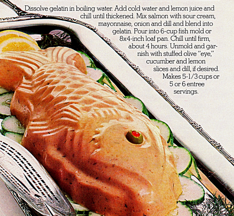 Meals In A Mold The Mid Century S Love Affair With