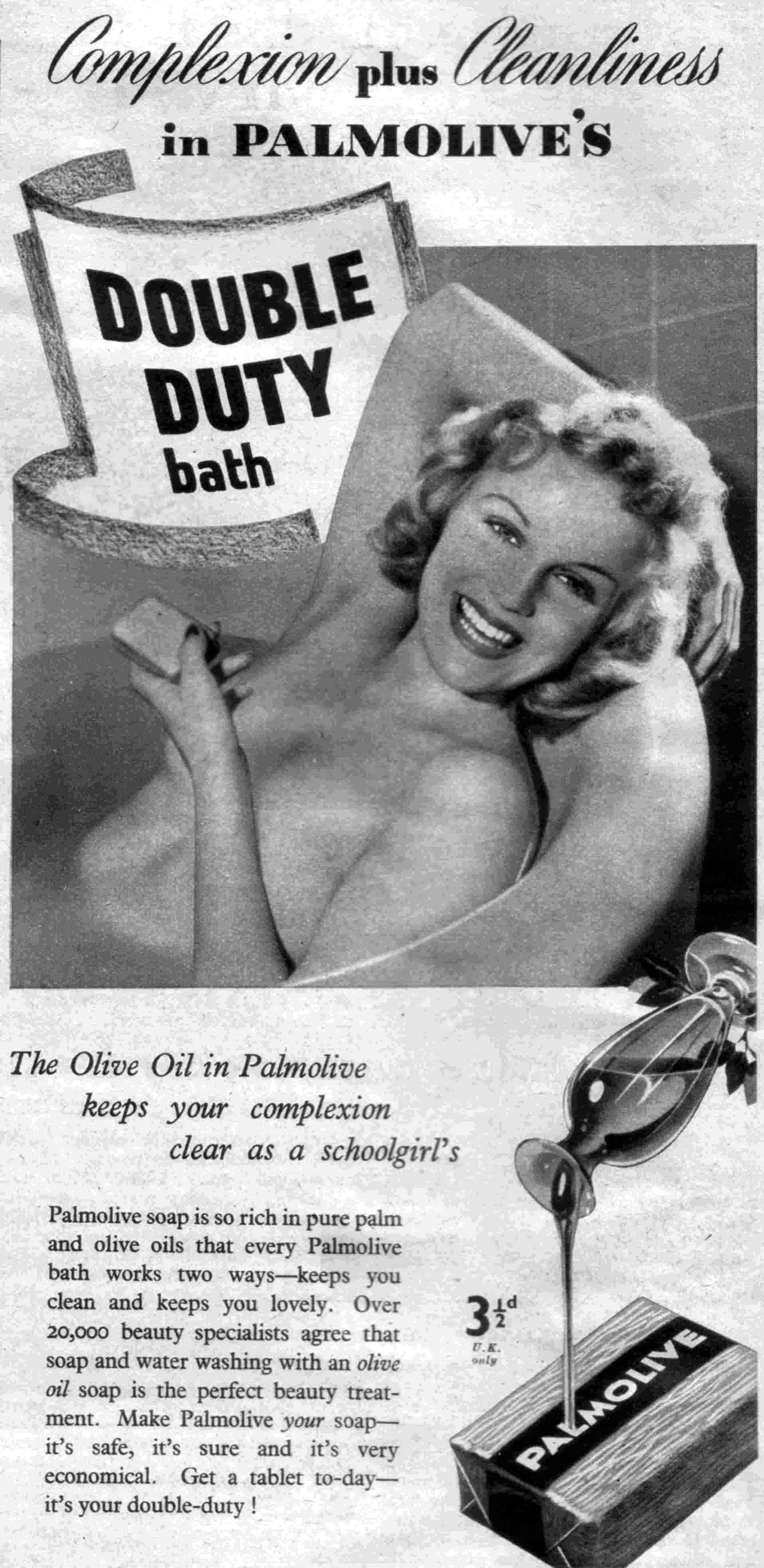 palmolive (Picture Post_ April 20th 1940)a