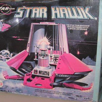 The Toy Adventure is Only Beginning:  The Seven Coolest Toy Spaceships of the 1970s