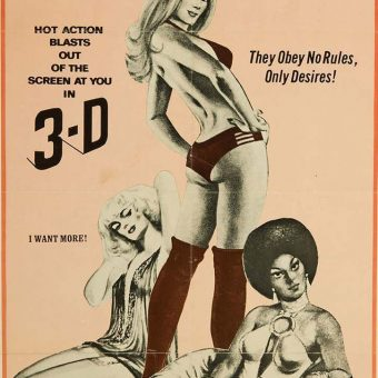 1970s Sexploitation Tag Lines: Innuendo and Bad Puns Run Amok