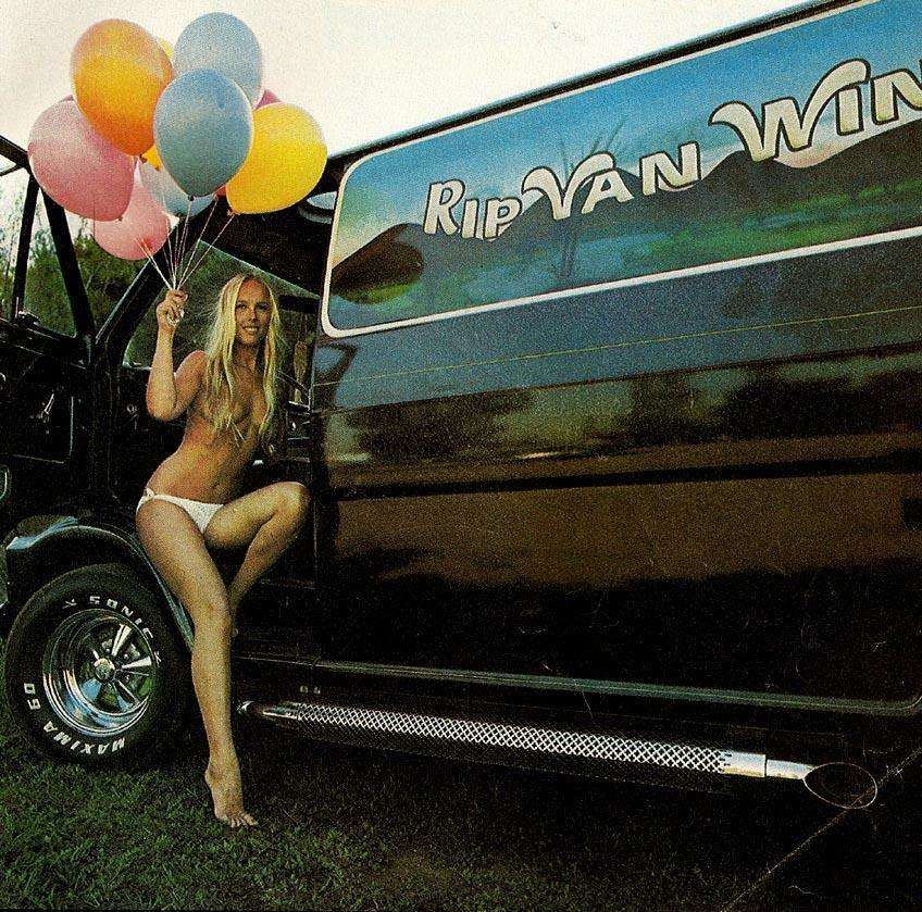 In The 1970s Many Van Owners Took Their Shaggin Wagons Seriously And Tricked Them Out To Limit Big Shiny Sidepipes With Mellow Sound Plush Interior