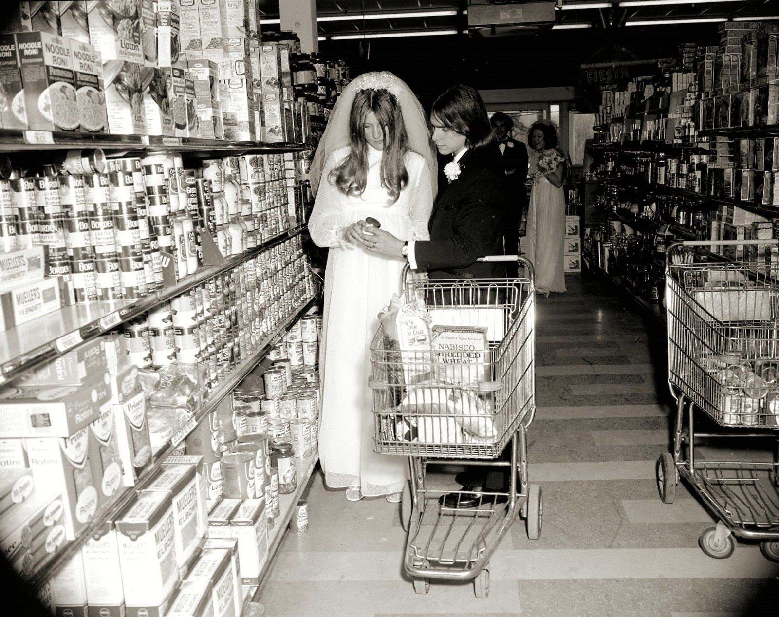 wedding grocery store