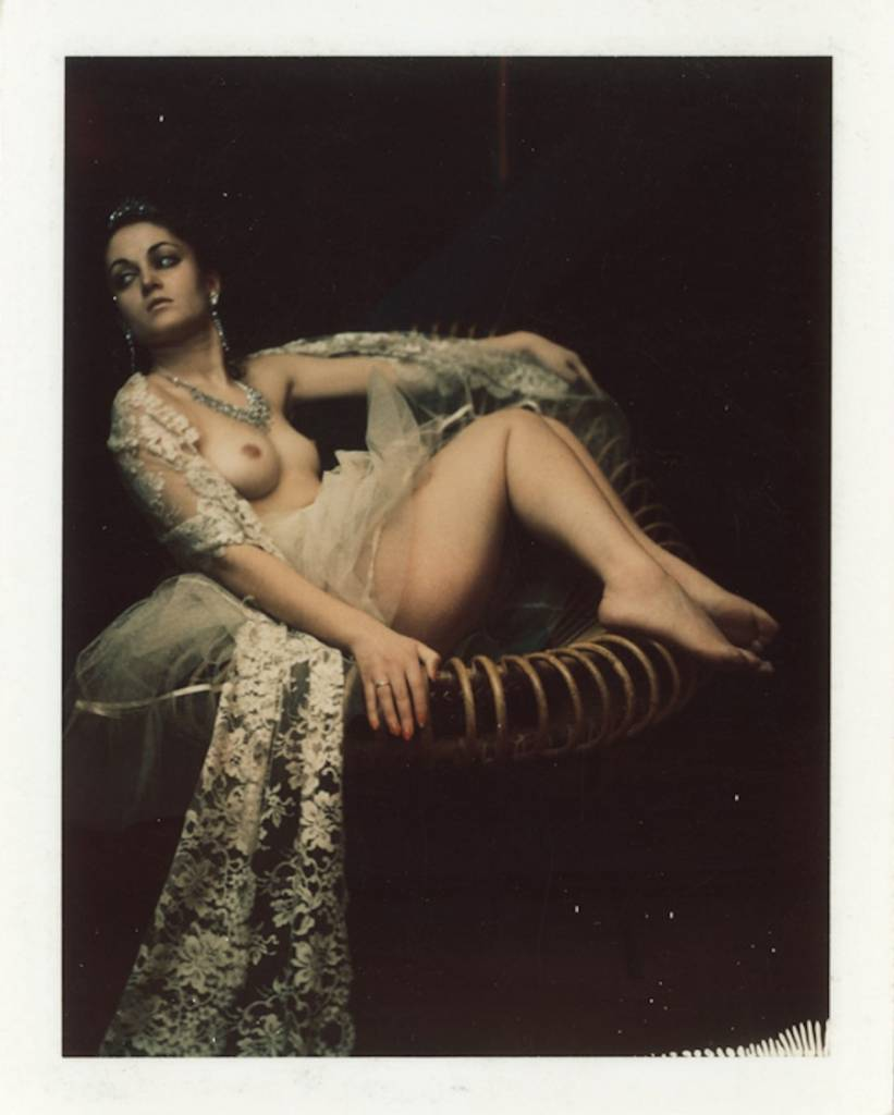 Architect Carlo Mollino's Secret Stash of Erotic Polaroids (NSFW)