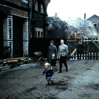 30 Photographs Of A Glasgow Day In 1960