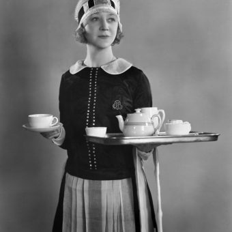 The Rise and Fall of the Lyons' Cornerhouses and their Nippy Waitresses