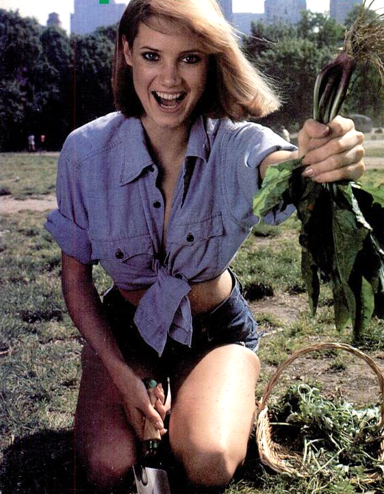 Gardening in the 70s