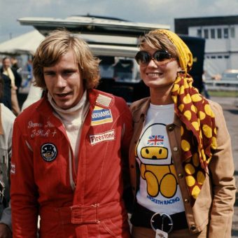 James Hunt 'The Shunt': Last of The Red Line Ravers