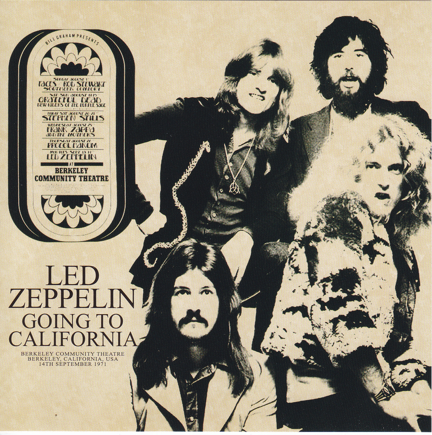 Image result for going to california led zeppelin images