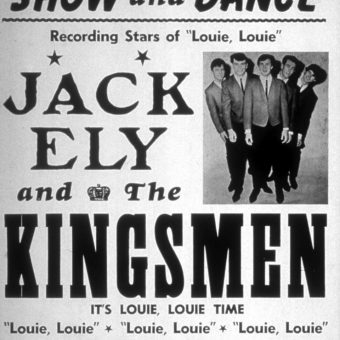 Richard Berry's Louie Louie: the song that sowed the seeds for garage, punk and heavy metal