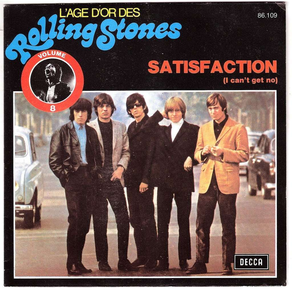Rolling Stones Satisfaction 1