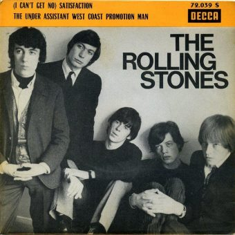 The Rolling Stones Recorded 'Satisfaction' Fifty Years Ago Today