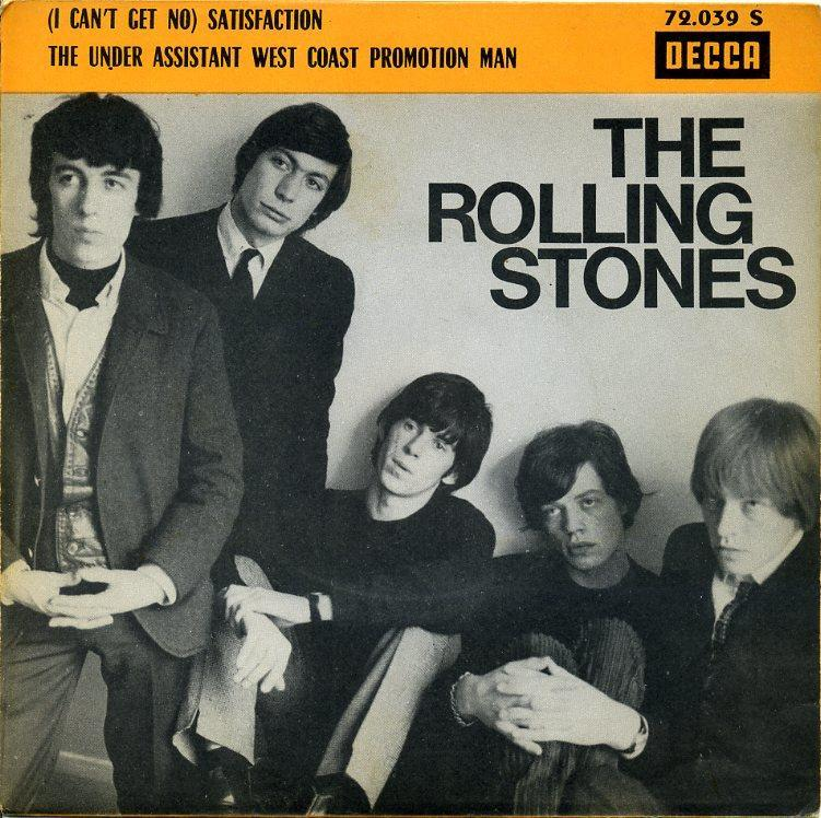 Rolling Stones Satisfaction 8