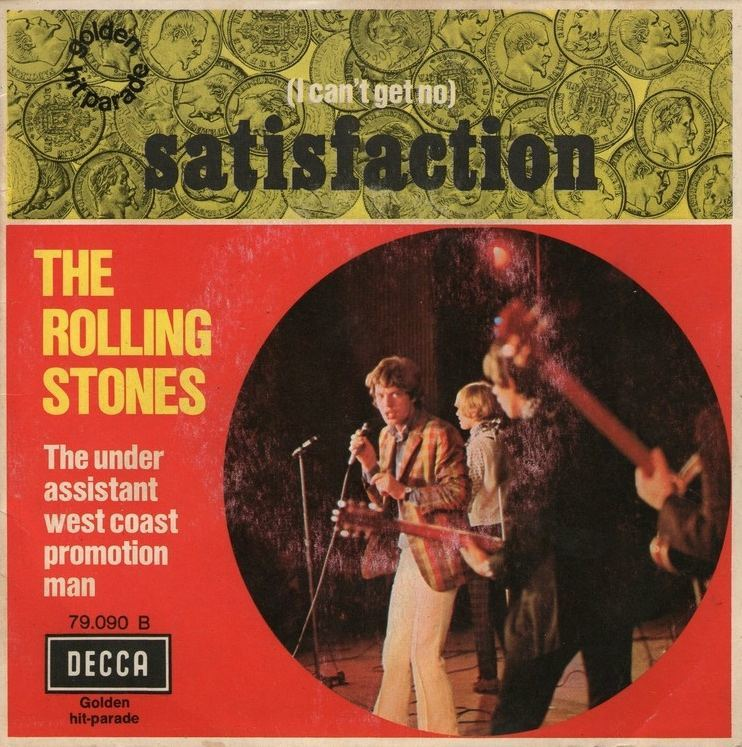 Rolling Stones Satisfaction 9