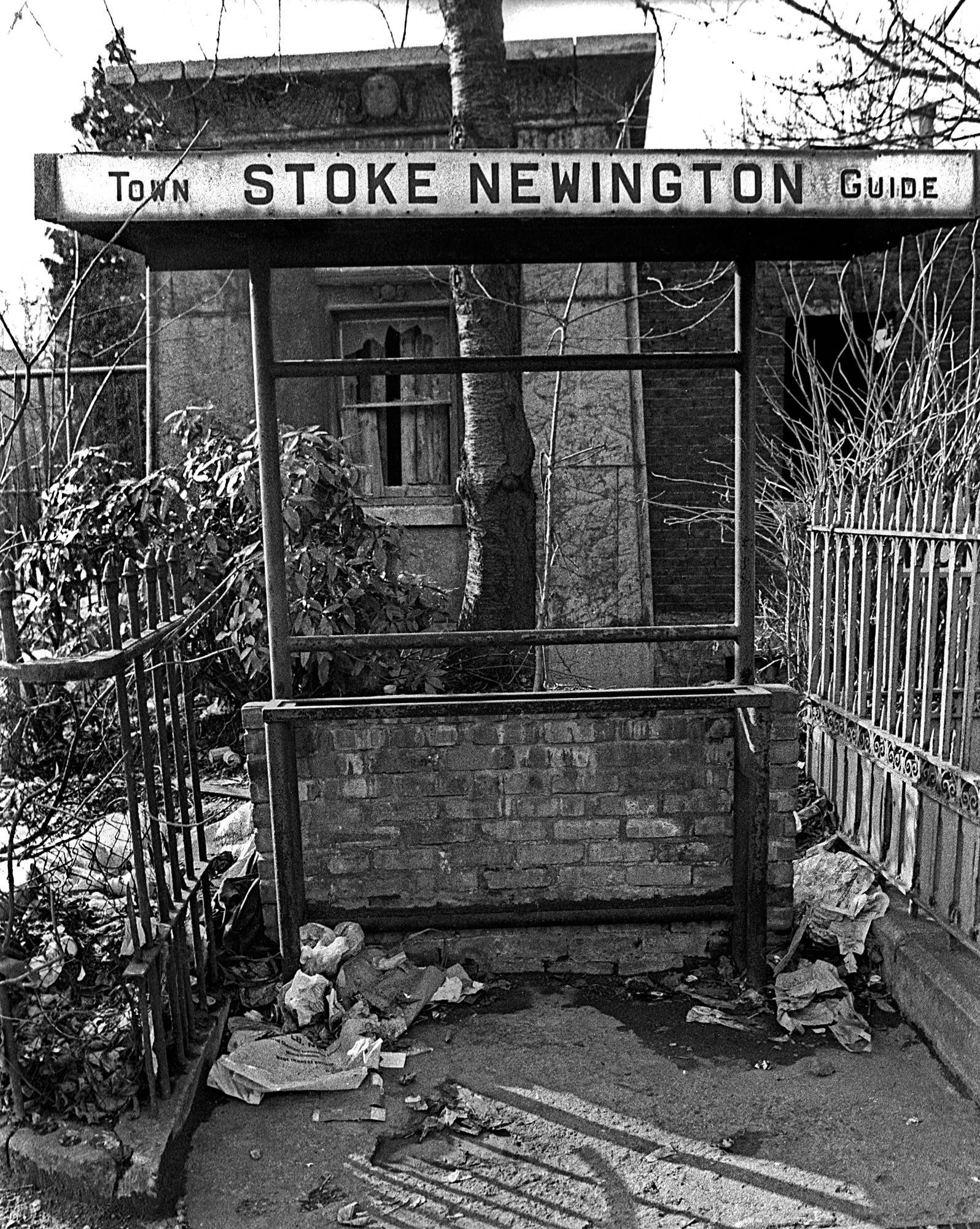 Stoke Newington High Street 1979