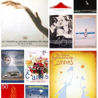 Art And Beauty: Every One Of The Wonderful Cannes Festival Film Posters From The 20th Century