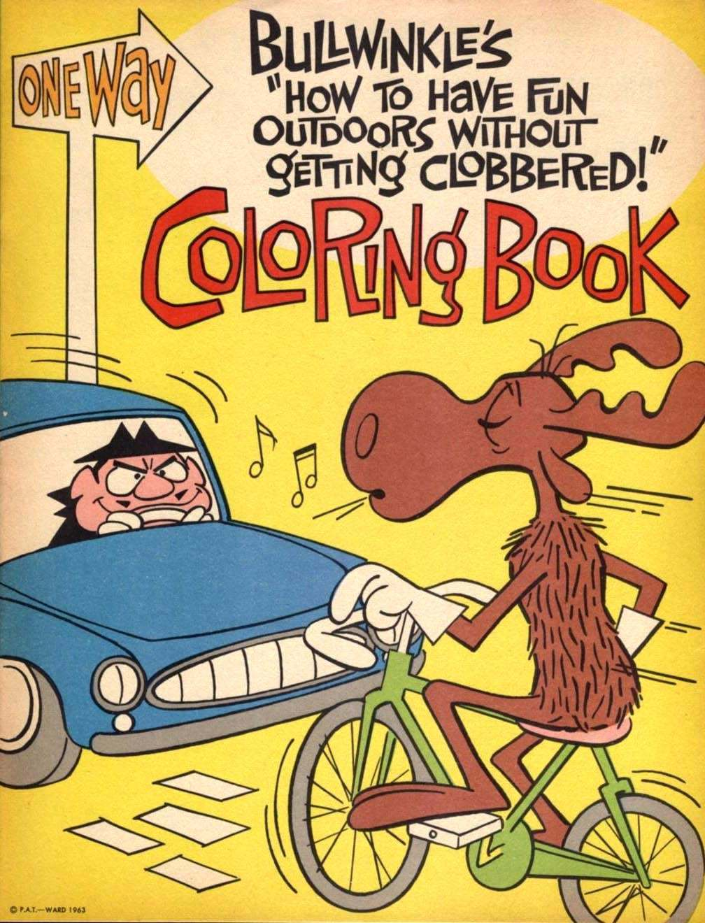 Coloring Books Vintage 16