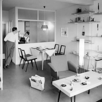The Naked Charles-Édouard Jeanneret, AKA Le Corbusier: A Life In Photos