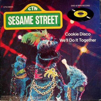 "Cookie Monster Does ""Shaft"" and Other Disco Oddities"