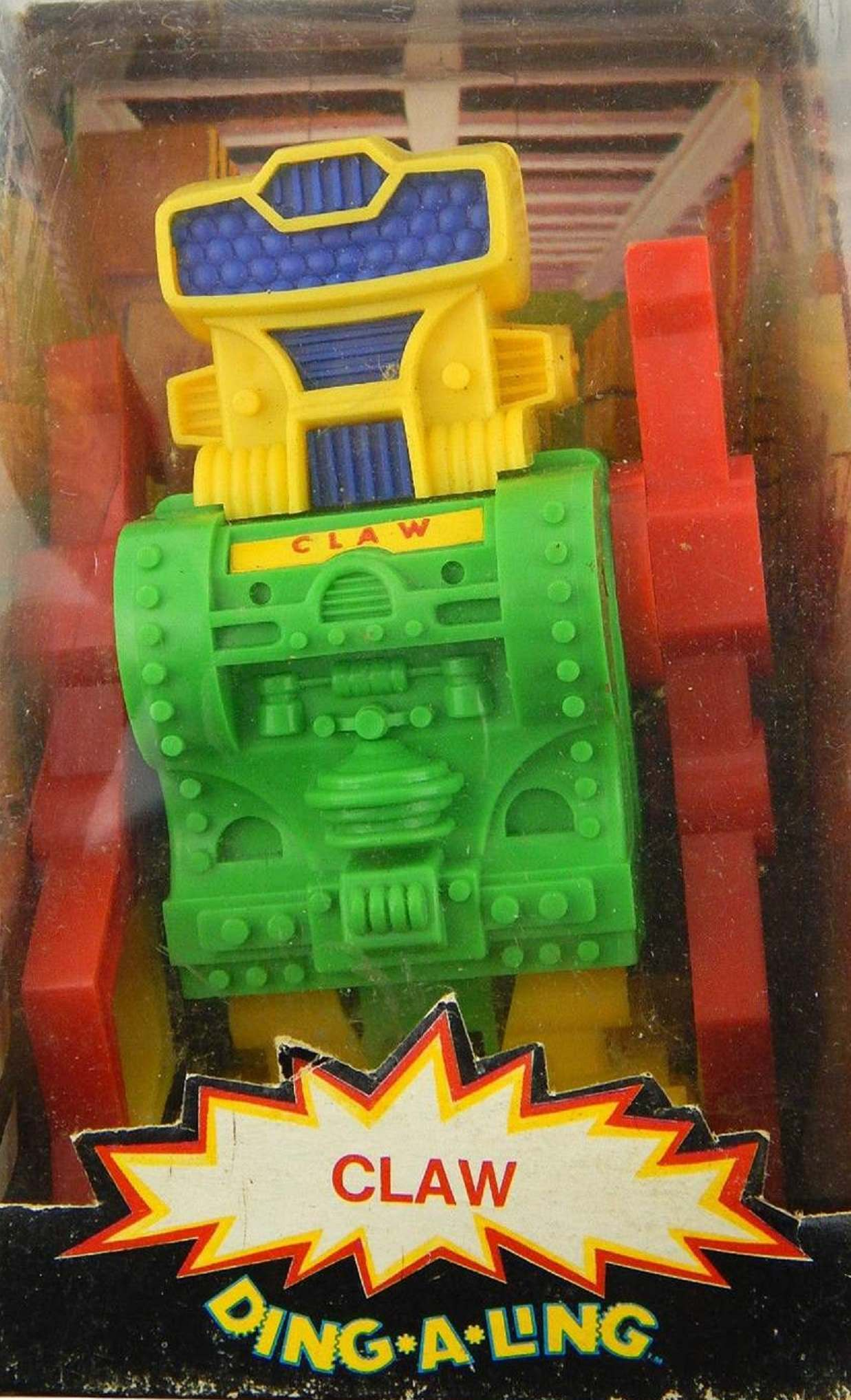 Battery Operated Ride On Toys >> Robot Empire: Remembering Topper's Ding-A-Ling Robots of the 1970s