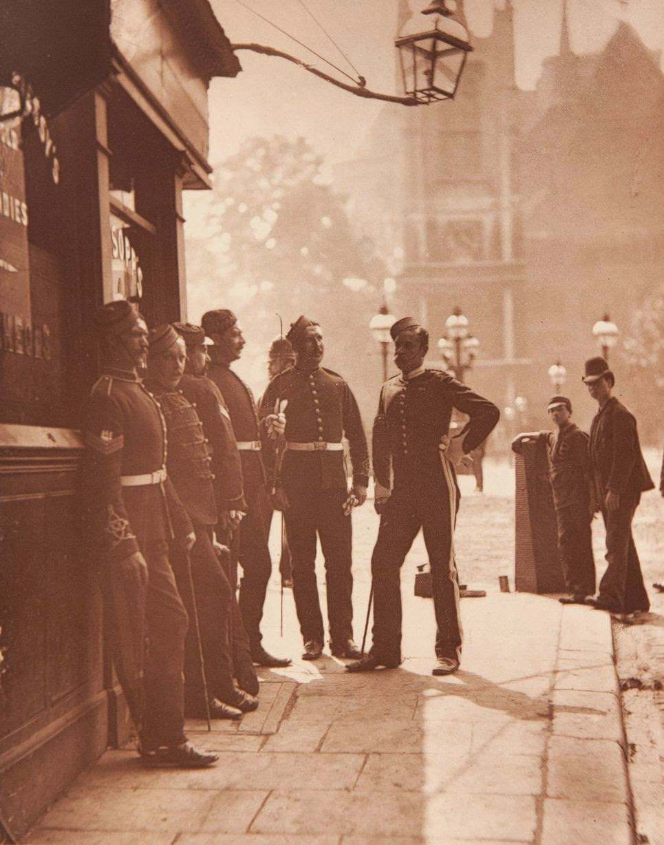 Street Life In London: 'Careful Observations Among The Poor' In 1877