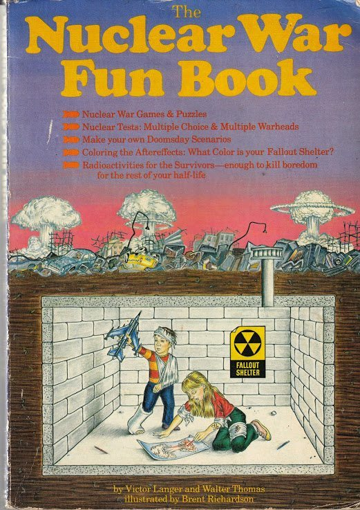 nuclear war fun book