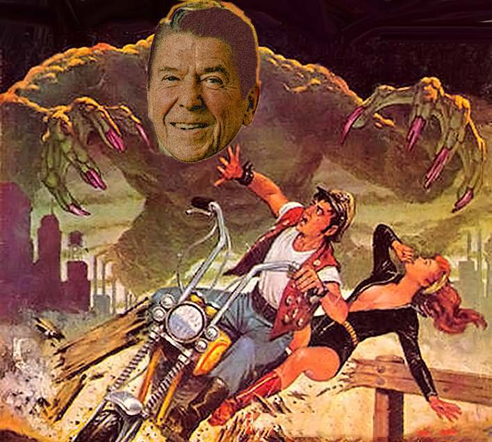 reagan horror movies