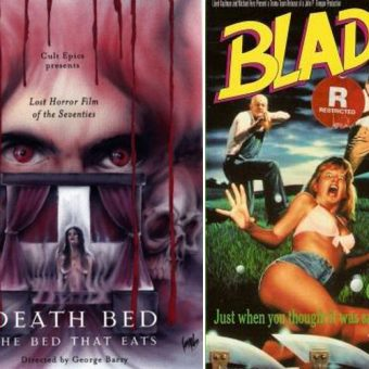 Demonic Laundromats and Vampire Motorcycles: 15 Ridiculous Movie Monsters