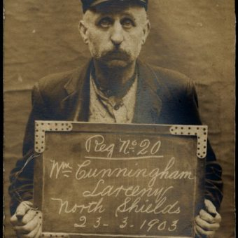 North Shields Prisoner Mug Shots: 1902-1916