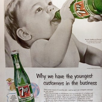 5 Troubling Vintage Adverts Featuring Children