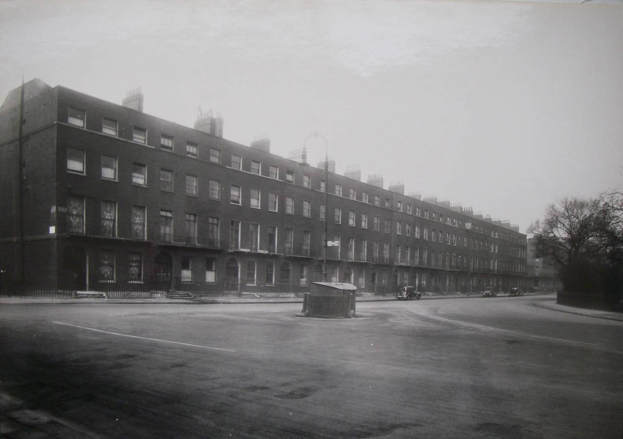 Brunswick Square before the Brunswick 1925