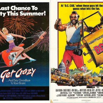 Early 80s Comedies: Cocaine Fueled Cinematic Insanity