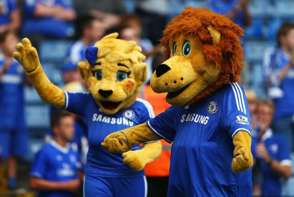 During the Barclays Premier League match between Chelsea and Hull City at Stamford Bridge on August 18, 2013 in London, England.