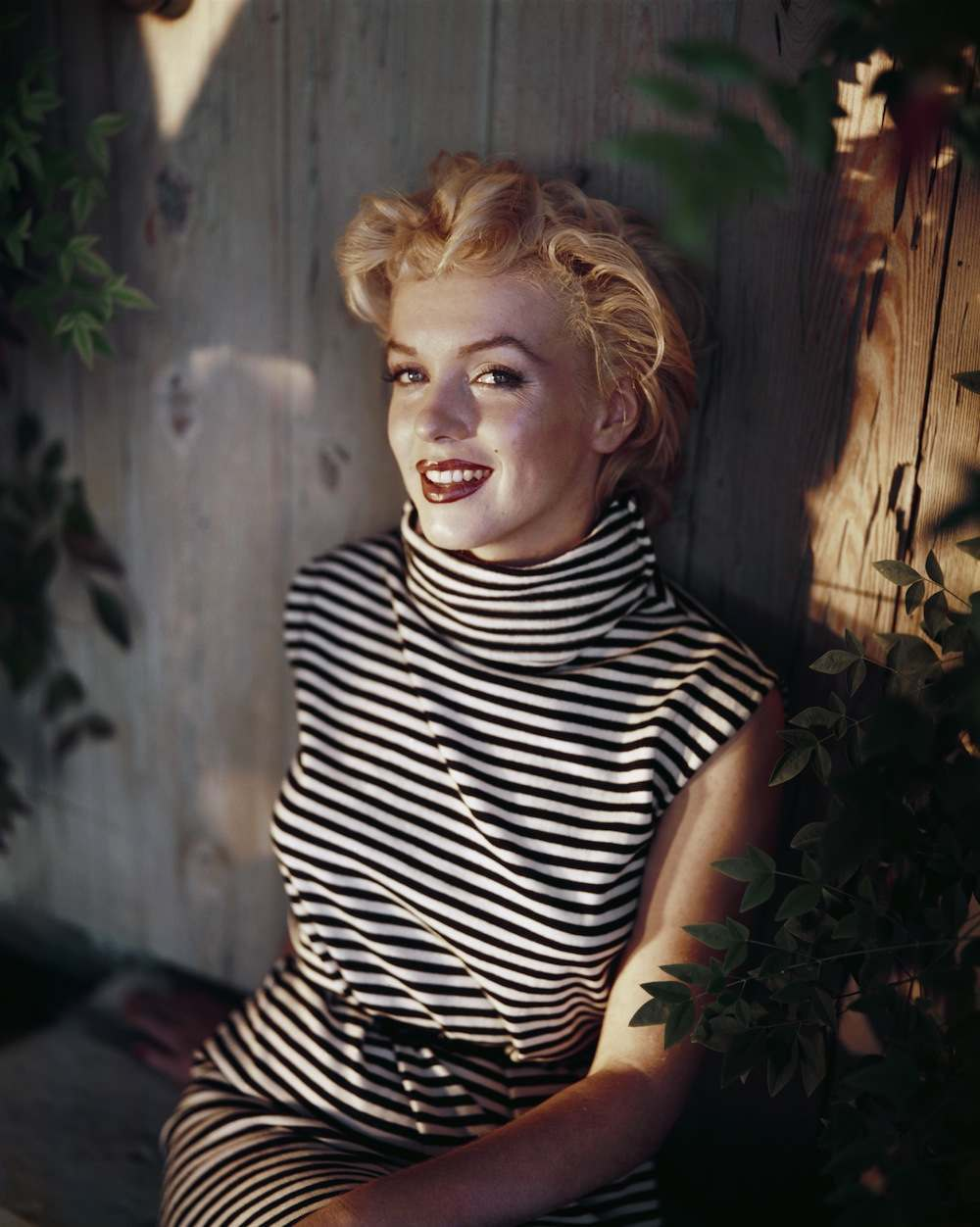 American actress Marilyn Monroe (Norma Jean Mortenson or Norma Jean Baker, 1926 - 1962).   (Photo by Baron/Getty Images)