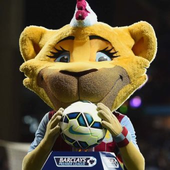 Booze, Shame And Tripping Out: A Sporting History Of Lion Mascots