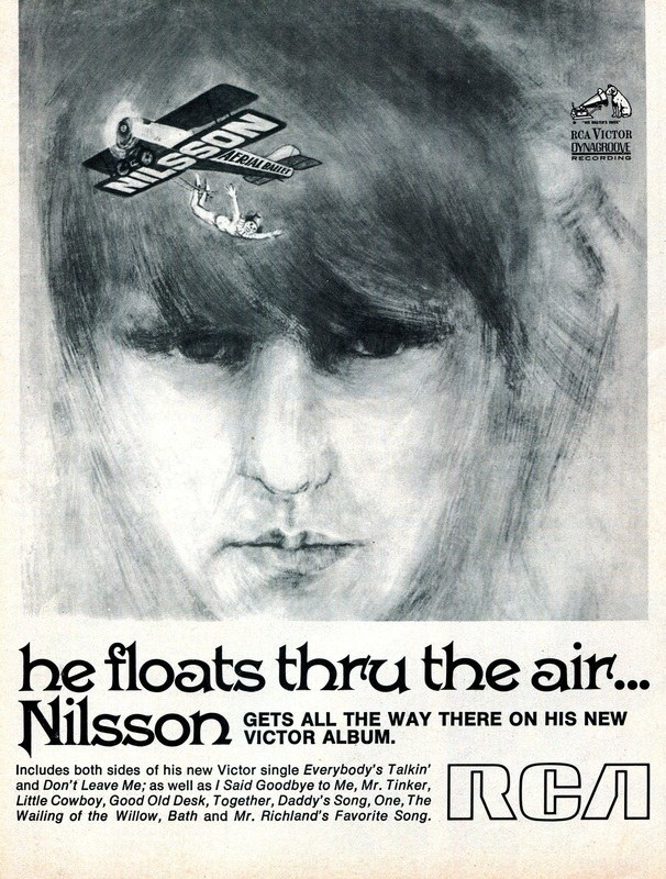 He Floats Thru the Air Nilsson