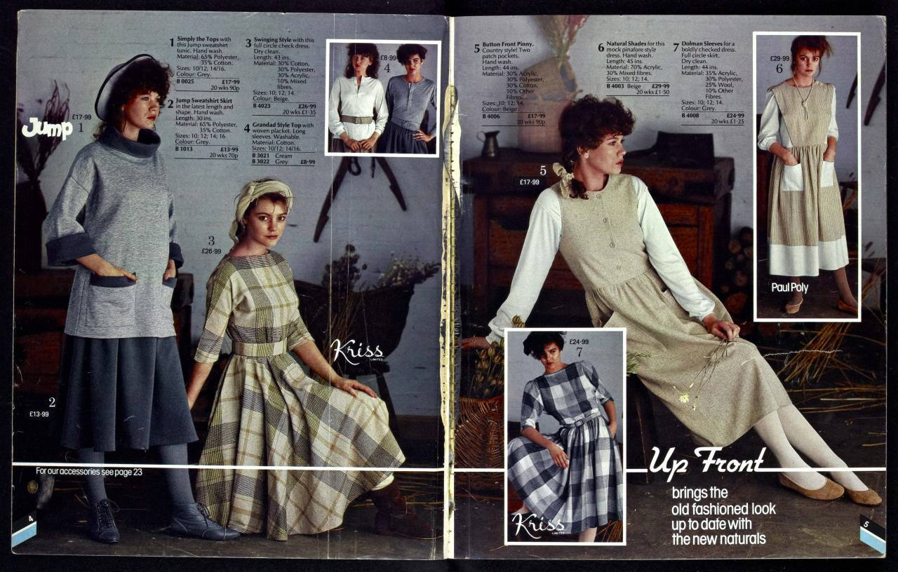 Kays Catalogue 1983