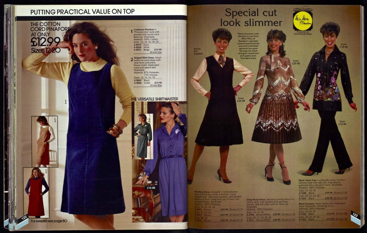 Kays Catalogue womens 1983 c