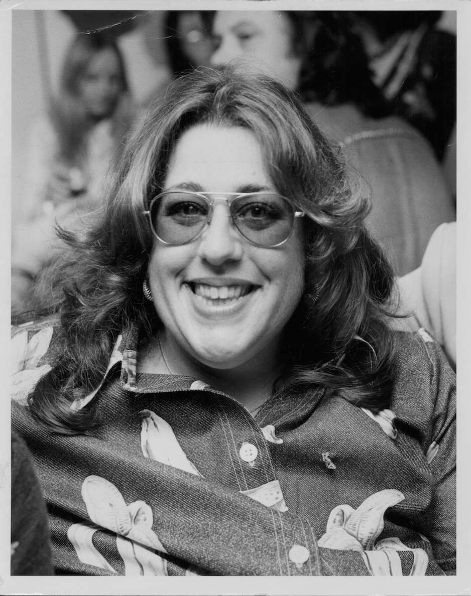 Singer Cass Elliot, or Mama Cass, pictured in London, during her run of sell out shows at the London Palladium, England July 12th 1974. (Photo by Central Press/Hulton Archive/Getty Images)