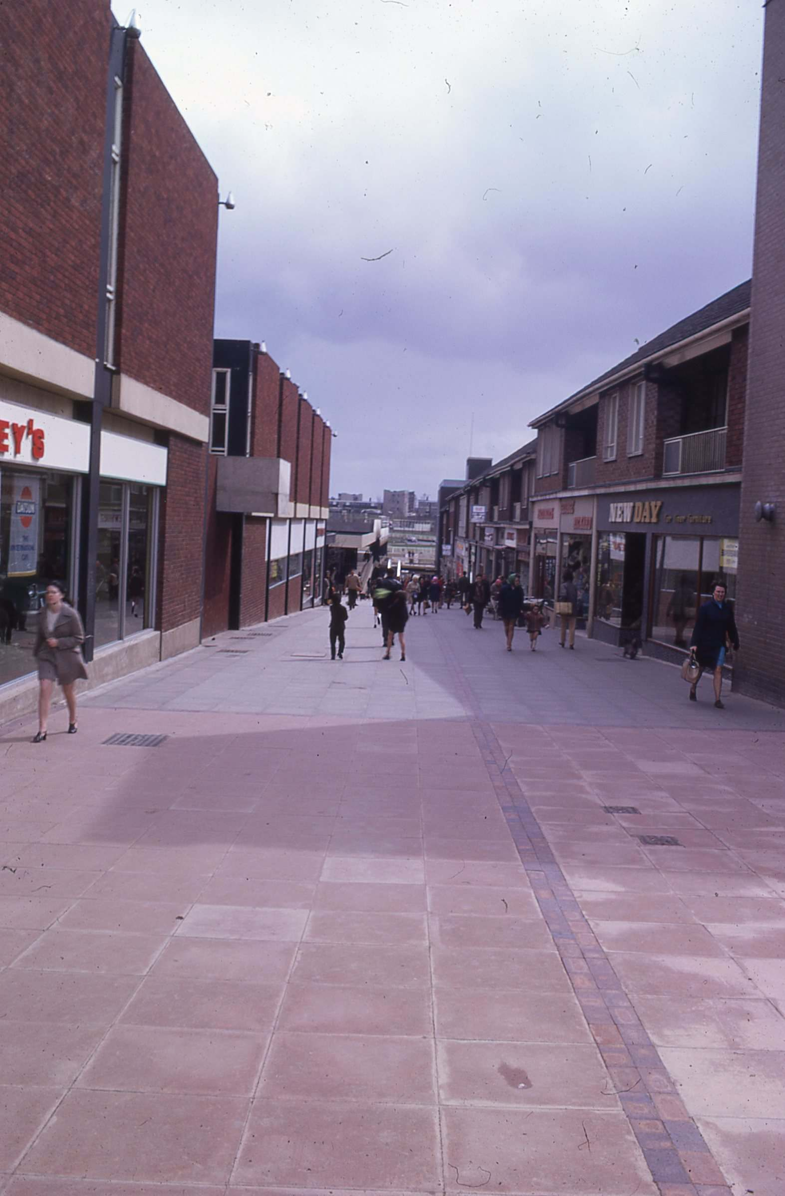 Town Centre, Peterlee by J.R. James.