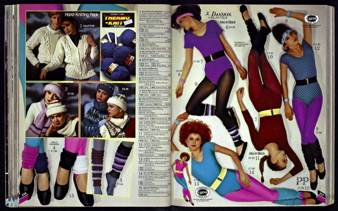 Womenswear Kays Catalogue 1983