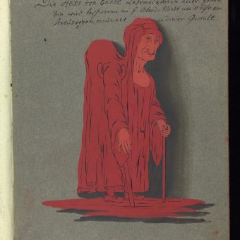 31 Visions of Hell, Satan, Demons And Cabbalistic Signs In A 1775 Compendium Of Horrors