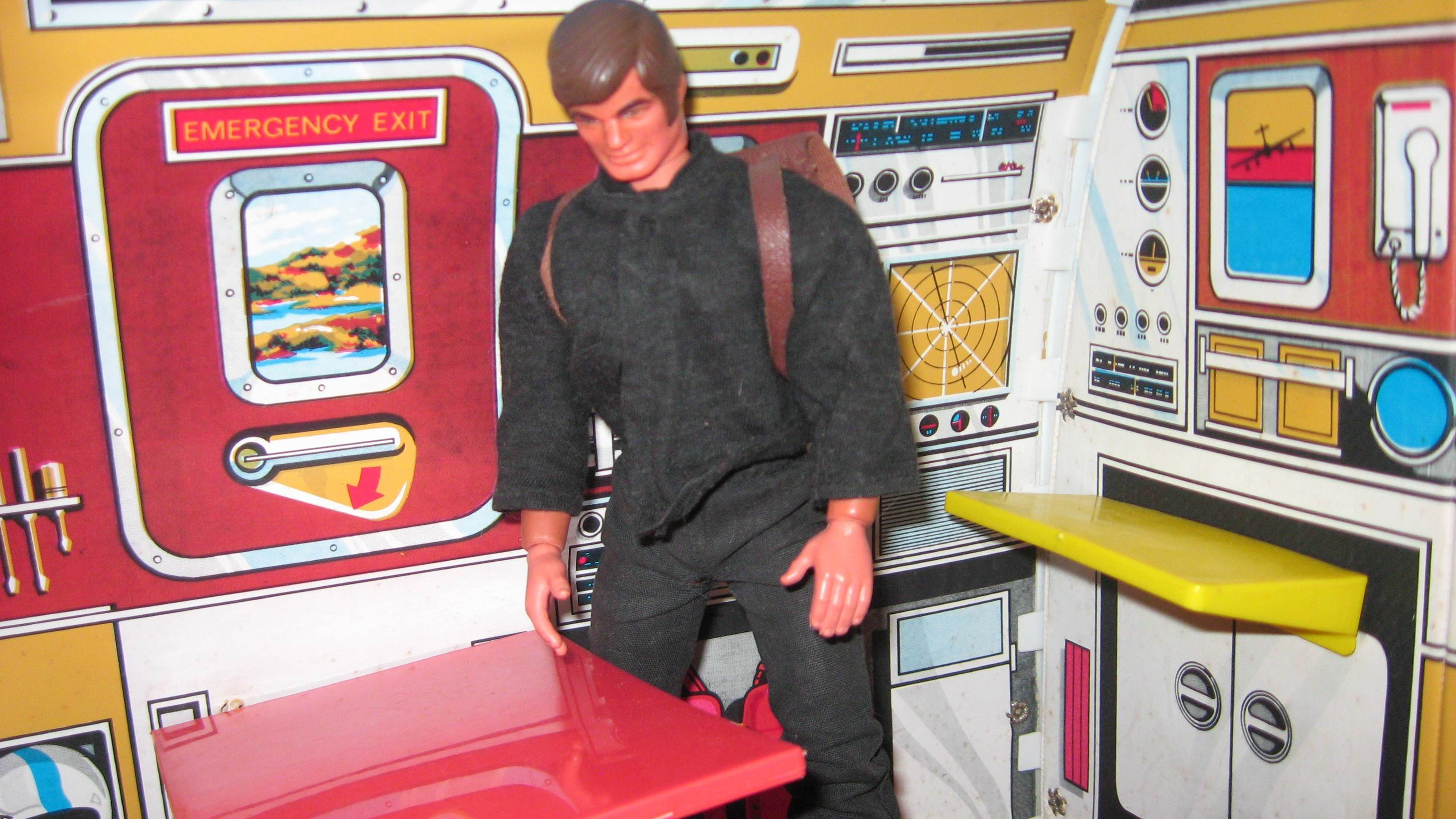Big Jim Big Fun Your 1970s Renaissance Toy Man Action