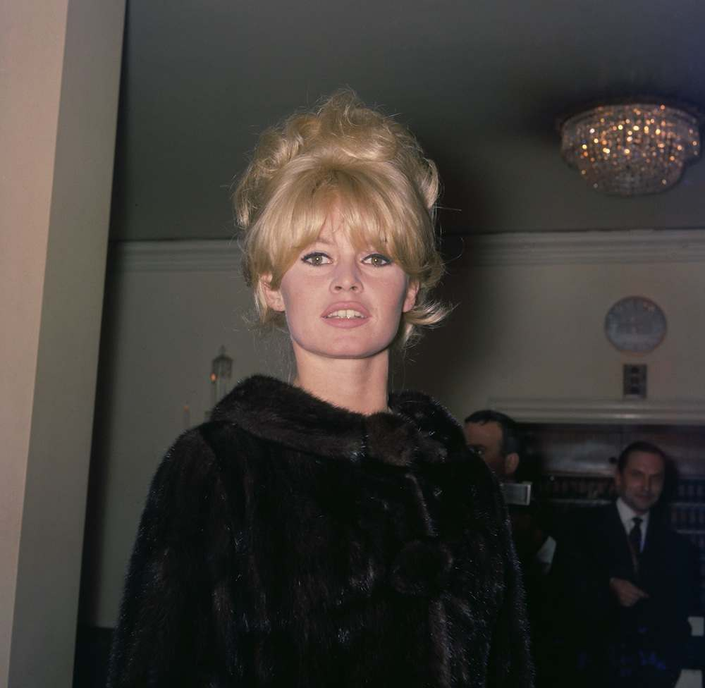 Ray Bellisario 1968 Brigitte Bardot London