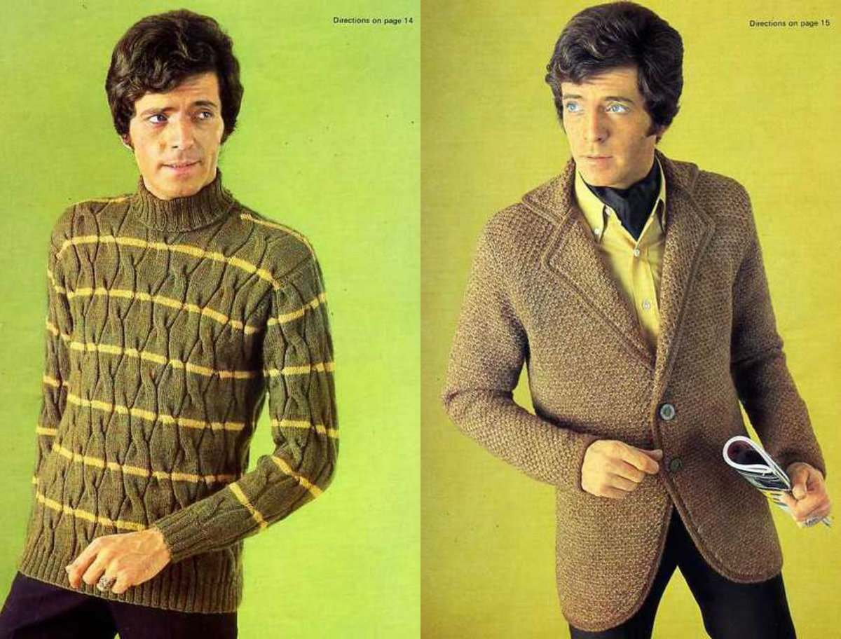 Mens Designer Clothing Catalogues | 30 1970s Men S Fashion Adverts That Cannot Be Unseen Flashbak